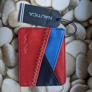 Nautica small wallet/card holder. NWT